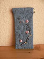 Denim Spectacle Case