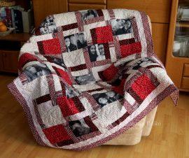 Fényképes takaró / Megrendelhető/
