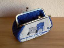 Baglyos pénztárca 8 cm
