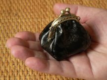 Mini Clutch Purse, 4.5 cm