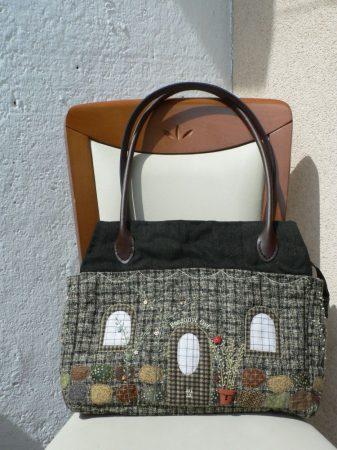Házikós táska