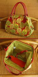 Női vidám táska