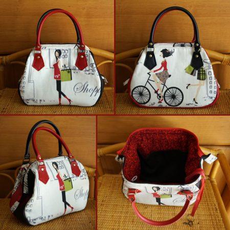 Nőcis táska felemás :-)