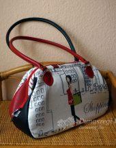 Nőcis táska 70 cm füllel