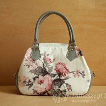 Tavaszi szürke táska