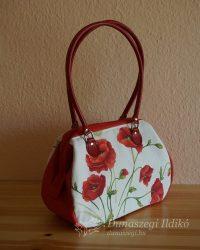 Pipacsos táska